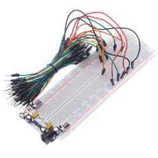 arduinobreadboard, mb102830pointbreadboard, jumpercable, Kit