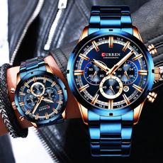 Sports Watch Men, watchformen, Men Business Watch, Waterproof Watch
