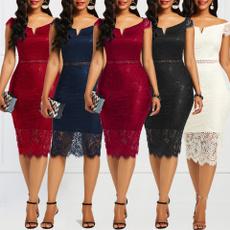 Mini, Lace Dress, Lace, women dresses