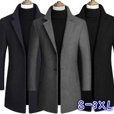 menovercoat, men coat, Plus Size, Winter