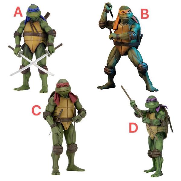 Neca 1990 Movie Teenage Mutant Ninja Turtles Action Figure