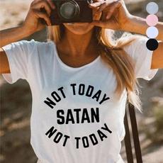 Funny, christiantshirt, Fashion, Cotton Shirt