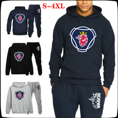 Fashion, Sleeve, Casual pants, pullover sweater