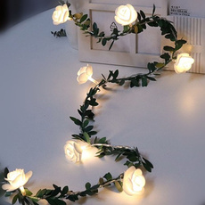 Decor, Flowers, led, Christmas