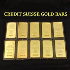 goldplated, switzerlandbullionbar, gold, Gifts