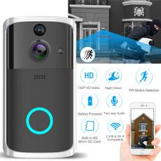 Home & Kitchen, wirelessdoorbell, Remote Controls, Office