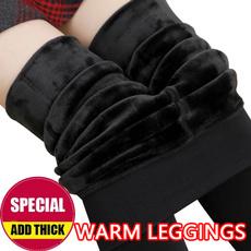 winterwarmlegging, womenslimlegging, Cotton Leggings, velvet