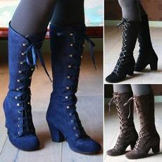 Goth, Fashion, Lace, slimboot