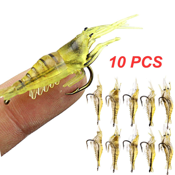artificialbait, softlure, Fishing Lure, shrimplure