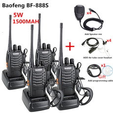walkietalkietransceiver, Outdoor, Hunting, baofengbf888