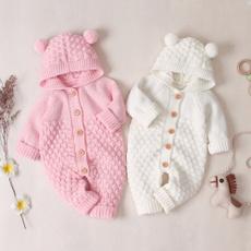 babybearsnowsuit, hoodedjumpsuit, hooded, knittedsweaterromper