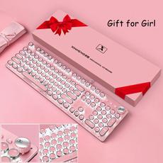 backlitkeyboard, pink, gamingkeyboard, Keys
