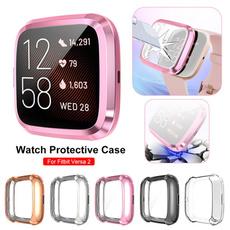 case, casesampcover, fitbitversa2screenprotector, Cover