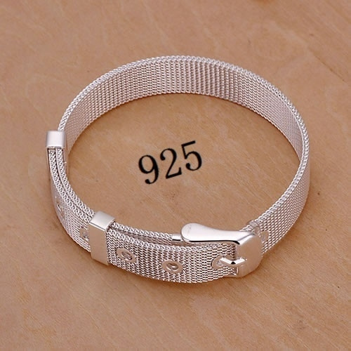 Sterling, Crystal Bracelet, Fashion, Jewelry
