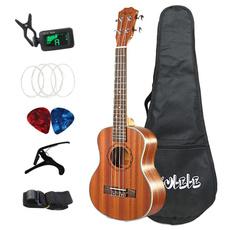 smallguitar, ukulele, beginnersukulele, 26inchukulele