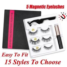 Eyelashes, Makeup, mink, Beauty