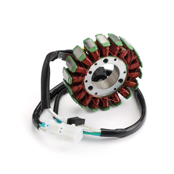 Motorcycle Magneto Engine Stator Generator Coil for Yamaha YP250 Majesty 250