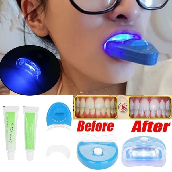 Teeth Whitening Kit Gel Bright White Dental Diagnostic Tool Oral