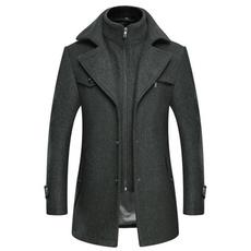 woolen, casualjakcet, Fashion, Winter