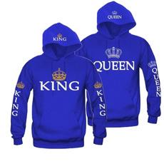 King, Fashion, Love, Hoodies