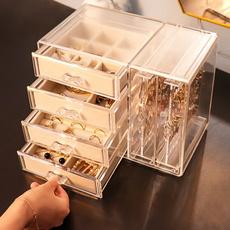 Box, Makeup Tools, cosmeticdisplayholder, Jewellery