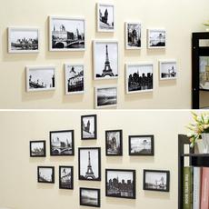 decoration, diyphotoframe, Home Decor, staircase