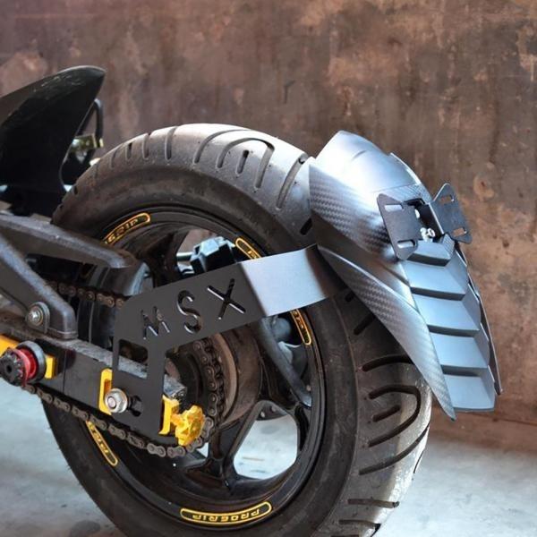Rear Wheel Cover Fender Splash Guard Mudguard For Honda Grom MSX125