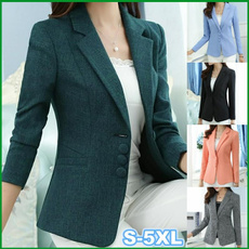 Fashion, Blazer, Spring, Jacket