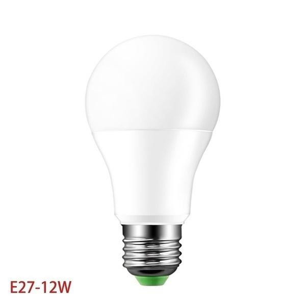 E27 Radar Sensor Ambient PIR Motion 10W LED Globe Bulb Light Lamp Practical BY