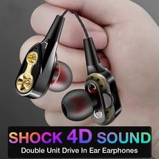 sportearbud, Microphone, vibrador, Earphone