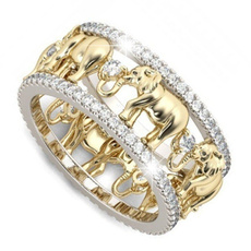 animalring, Jewelry, 18k gold ring, Fashion Accessories