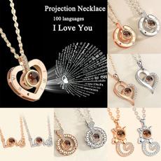 Pendant, Heart, Fashion, Love