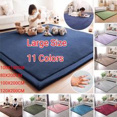 Home & Kitchen, Fleece, playmat, Home & Living