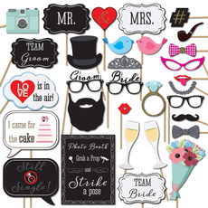 mrmr, photoboothprop, Shower, bridegroom
