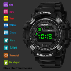 Outdoor, led, Waterproof Watch, watches for men