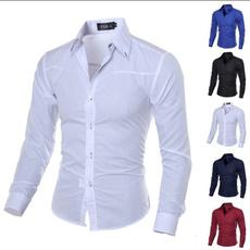 Mens T Shirt, mensblouse, Dress Shirt, Sleeve