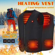 Vest, Outdoor, Electric, Hiking