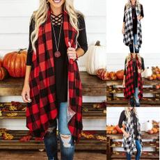 casual coat, Vest, Fashion, Tops & Blouses