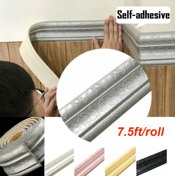 skirtinglinesticker, Home & Living, Wall Decal, selfadhesive