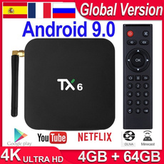 Box, wifimediaplayer, androidtvbox, Google