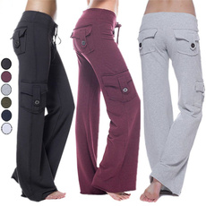 drawstringpant, Yoga, Casual pants, pants