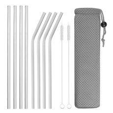 Steel, stainlesssteelstraw, Stainless Steel, portable