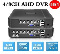 Mini, homevideo, videorecorder, hybrid