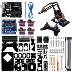 diyrobotarm, arduinorobot, Claws, arduinorobotarm