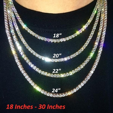 Chain Necklace, Bling, Jewelry, Chain