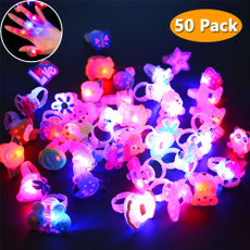 Toy, light up, glowring, flashingring