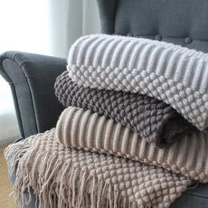 Tassels, Sofas, Blanket, Cover