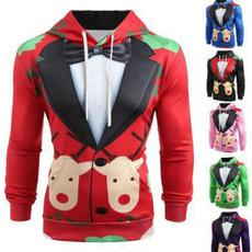 Funny, hooded, Christmas, christmassweatshirt