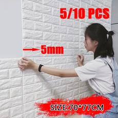 decorativematerial, livingroomsupplie, 3dwallsticker, walldecoration