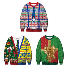 Funny, noveltysweatshirt, Fashion, Christmas